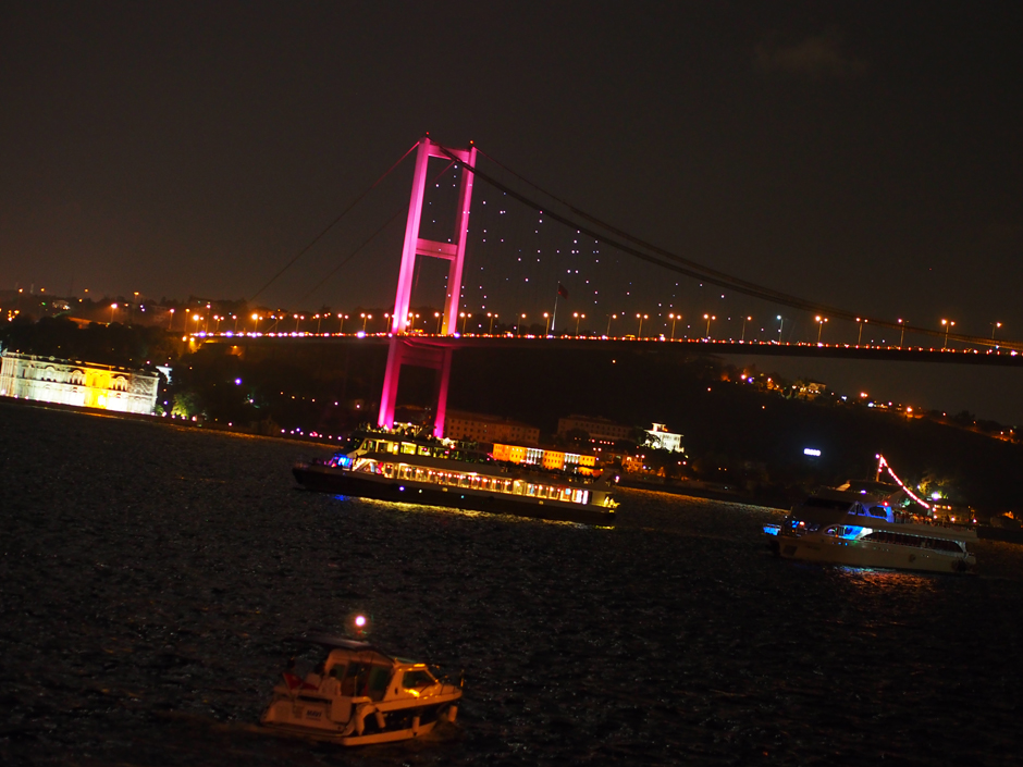 Jazz on the Bosphorus